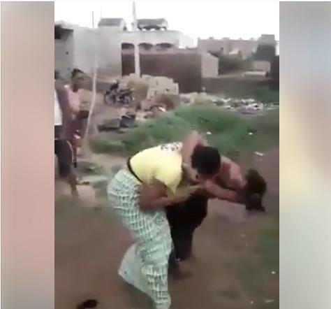 Forced femdom humiliation