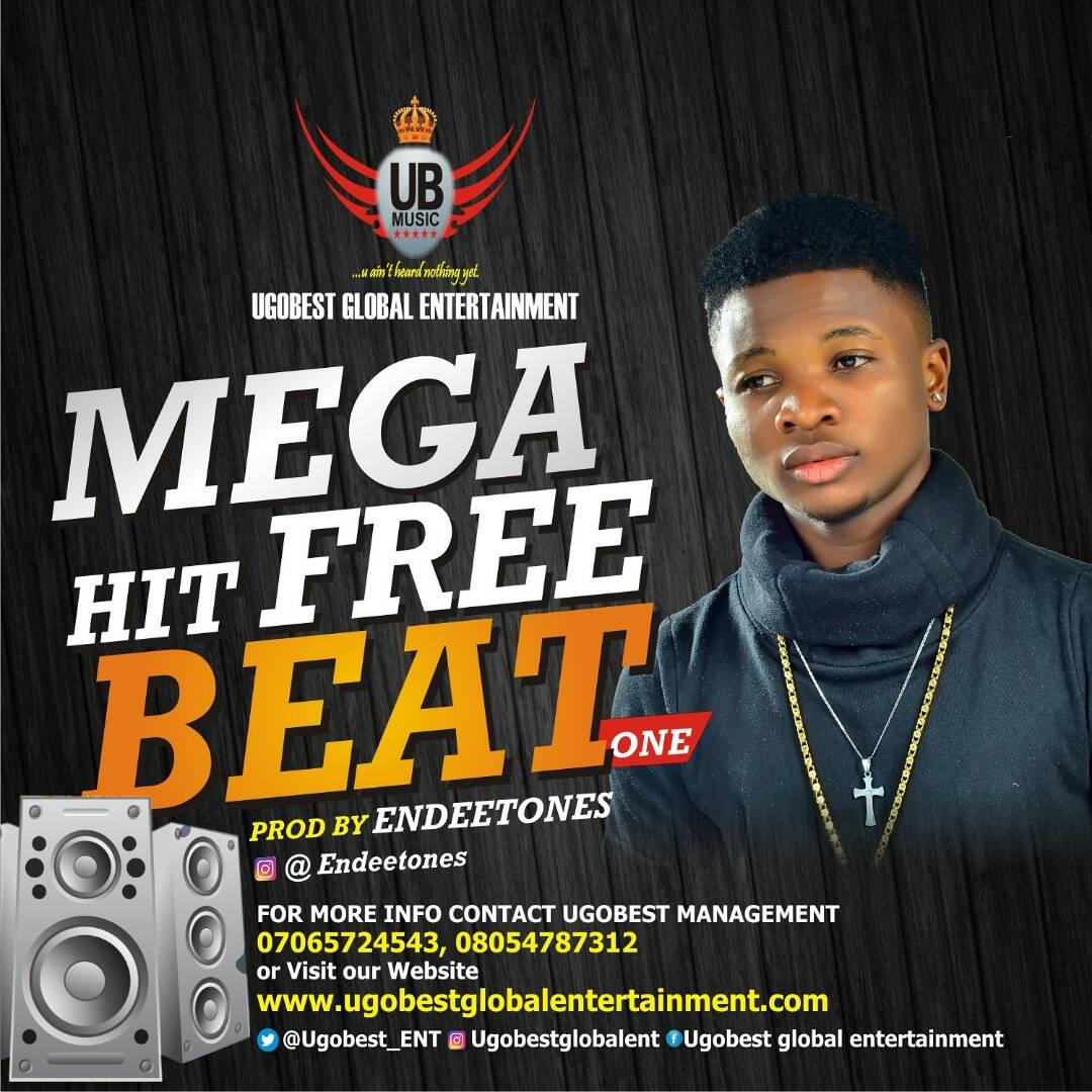 Download Freebeat:- Mega Hit (Prod By Endeetone) - 9jaflaver