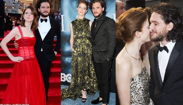 Long-term Lovers Kit Harington And Rose Leslie Are Engaged