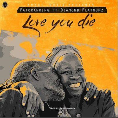 Download Music Mp3:- Patoranking Ft Diamond Platnumz - Love You Die