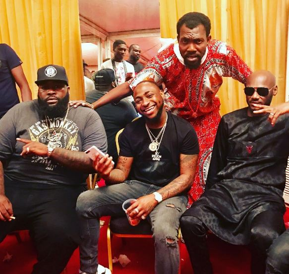 Davido To Sign This Benin Based Artist, Flown Out In Captain
