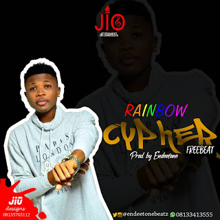 Download Freebeat:- Rainbow Cypher (Prod By Endeetone) - 9jaflaver