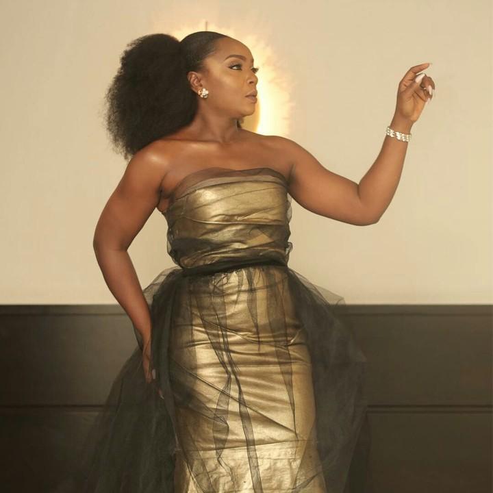 Actress Chioma Chukwuka Akpotha's Outfit To AFRIFF 2017
