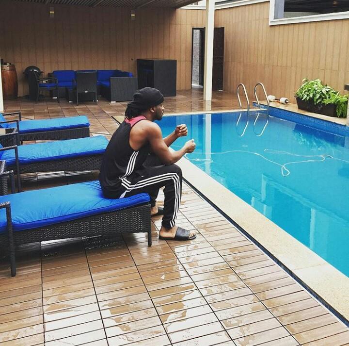 Inside Paul Okoye's Mansion In Banana Island (Video, Photos