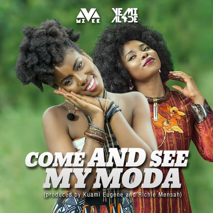 Download Music Mp3:- MzVee Ft Yemi Alade - Come And See My Moda