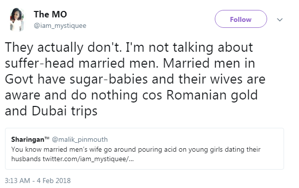 dating a married man for money