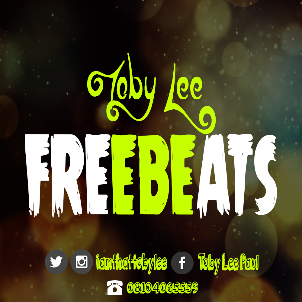 Download Freebeat:- Bounce (Prod By Toby Lee) - 9jaflaver
