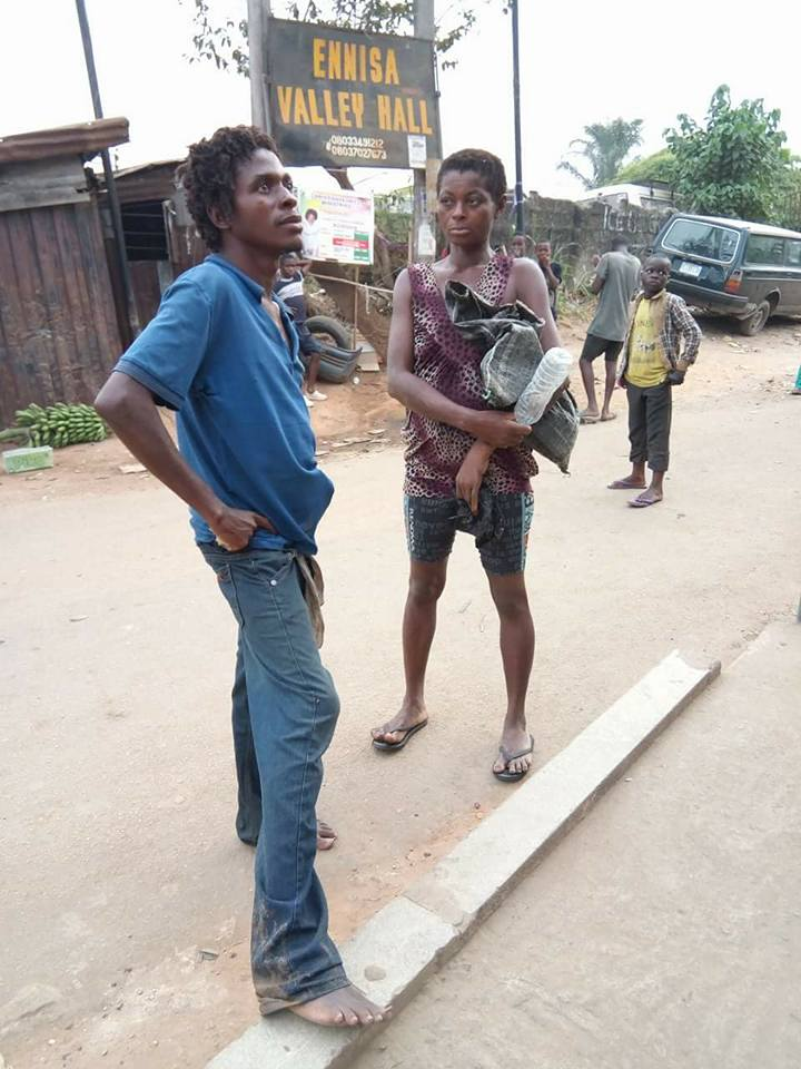 2 Mad Couple Caught Having Sex In An Uncompleted Building (Photos)