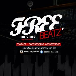 Download Freebeat:- Chocolate Girl (Prod By Pasino Beats) - 9jaflaver