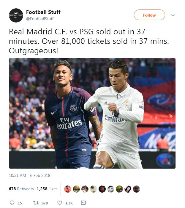 Real Madrid Vs Psg Download Video