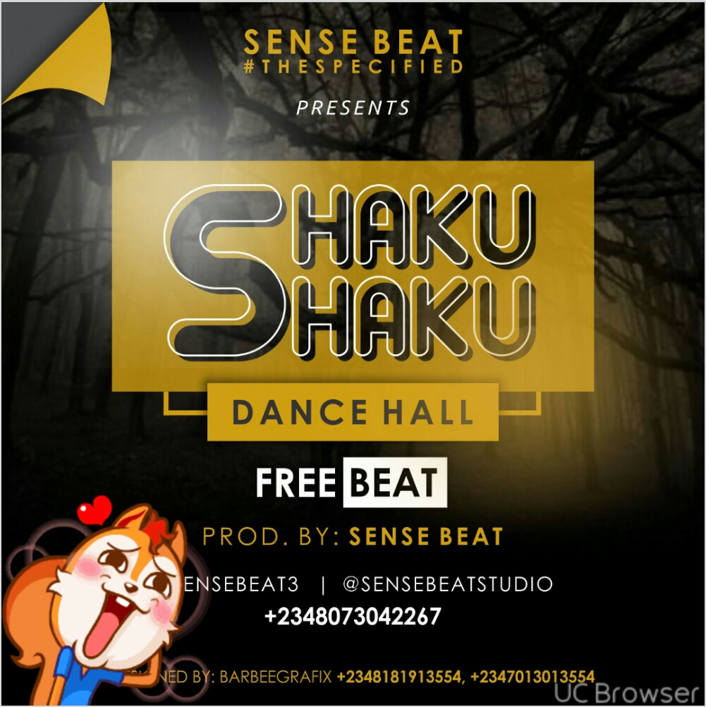 Download Freebeat:- Shaku Shaku (Prod By Sensebeat) - 9jaflaver