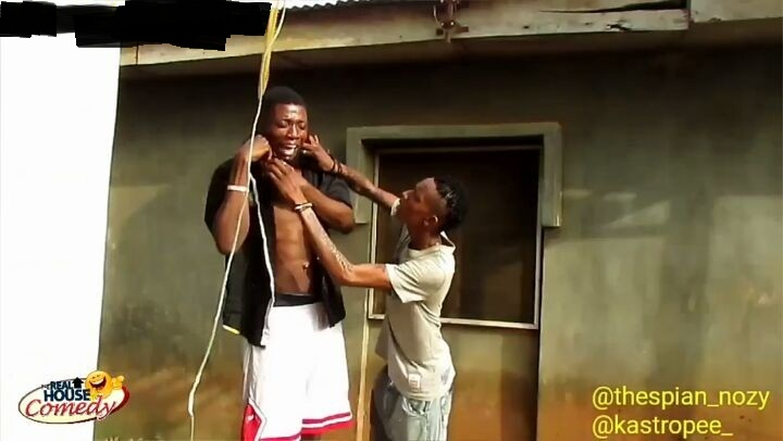 Download Comedy Video:- Thespian Nozy - Angala - 9jaflaver