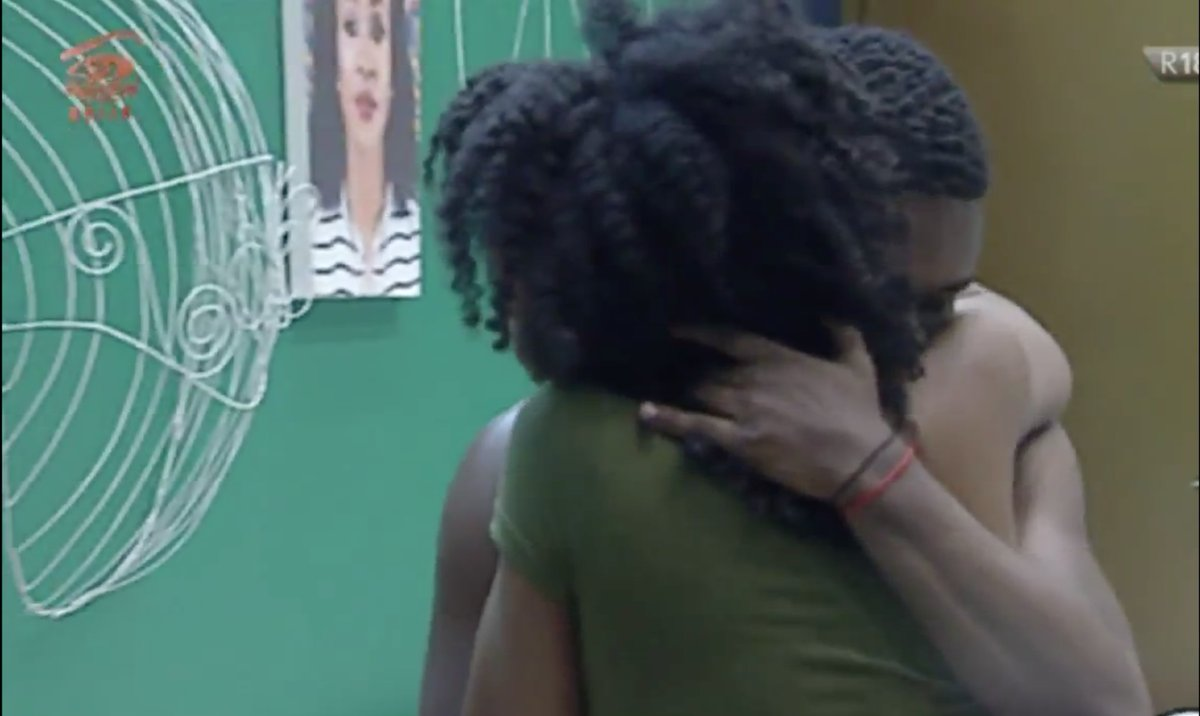 Housemates React As Anto And Khloe Return To The House 3 - BBNaija 2018:- See How Housemates Reacted When They Saw Anto And Khloe This Morning