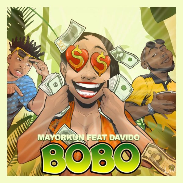Download Music Mp3:- Mayorkun Ft Davido - Bobo - 9jaflaver