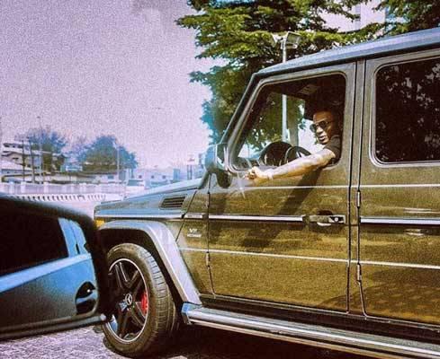 Wizkid Flaunts His Luxury Cars (Photos) - 9jaflaver