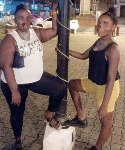 Sluts in Trinidad and Tobago