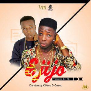 Download Music Mp3:- Damiprezy X Karo D Quest - Ejijo