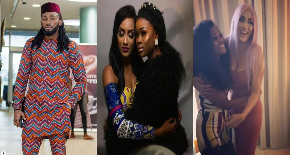 BBNaija: 'This Is What Women Should Do For Each Other' – Uti Nwachukwu Says As He Hails Juliet Ibrahim And Cee-C