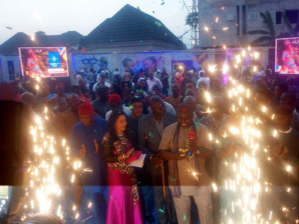 2baba, Miracle Spotted At The Launching Of Reach TV Owerri