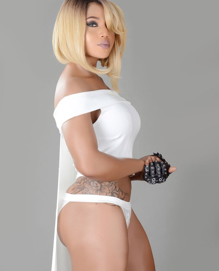 """Stunning And Surprising New Looks: The """"Goddess Of X"""", Maheeda Shared The Below Photos On Her"""