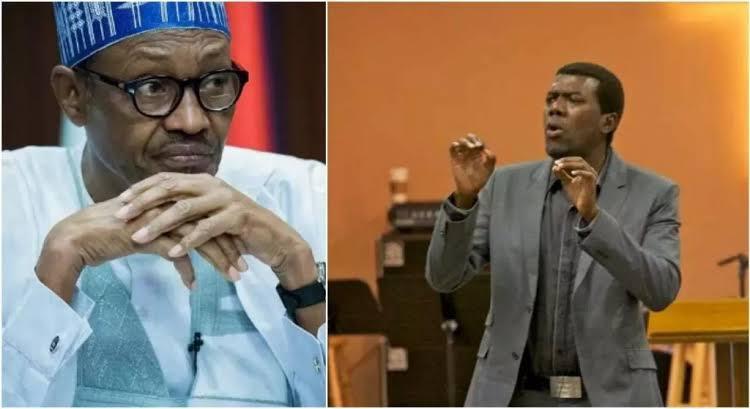 """""""Only Someone Like Buhari Who Enjoys Backwardness Can Idolise Abacha"""" – Reno Omokri"""