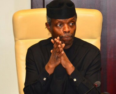 Osinbajo Leaves For The U.S. Today, To Meet Vice President Pence