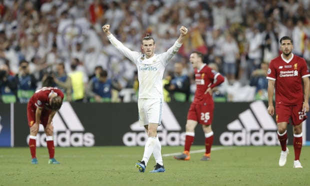 Real Madrid Wins Champions League As They Beat Liverpool 3-1