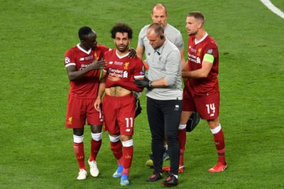 Tearful Salah Forced Off Early In Champions League Final