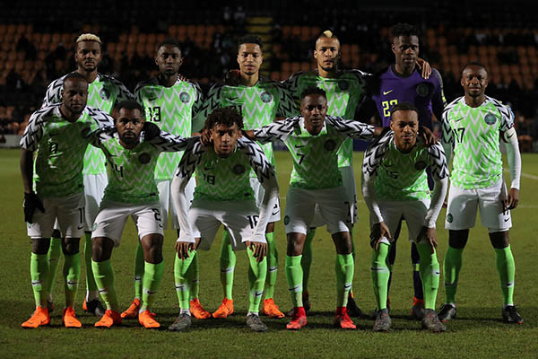 FIFA Releases World Cup Slogans For Super Eagles And Other Teams