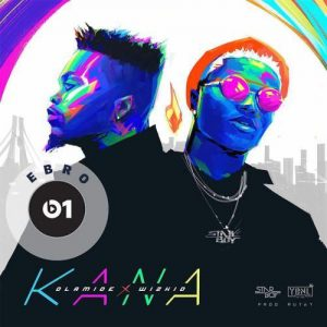Download Instrumental:- Olamide Ft Wizkid – Kana (Remake By DJ Smith)