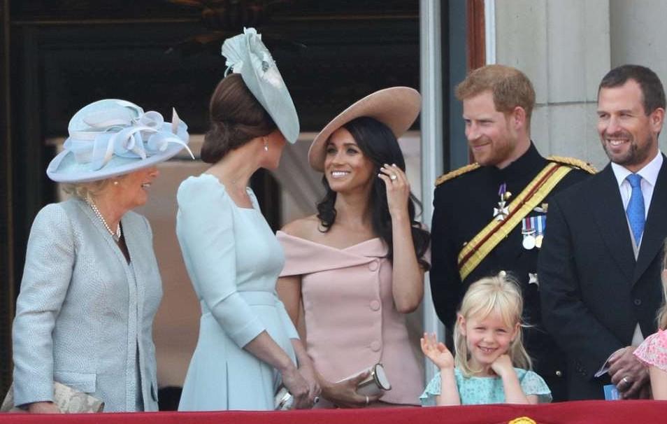 Duchess Of Sussex, Meghan Mark...
