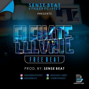 Download Freebeat:- Elevate (Prod By Sensebeat) - 9jaflaver