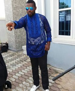 Nollywood Actor, Emeka Enyiocha Shuts Down His Beer Parlour, Returns To Acting