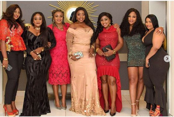 5 Nollywood actress who admits they do plastic surgery to support body fitness