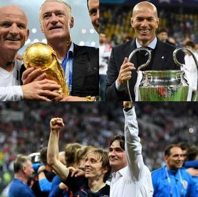 FIFA 2018 Best Coach Award Nominees Released (See Full List)