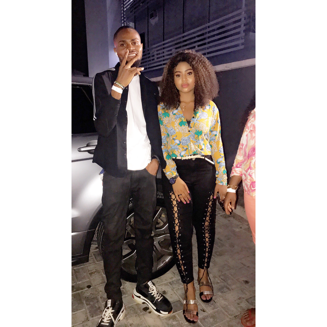 """Teenage Actres """"Regina Daniels"""" Gushes About Her Boyfriend's Height As They Pose In New Photo"""