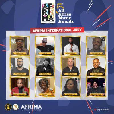 AFRIMA Jury Arrives Nigeria For Adjudication