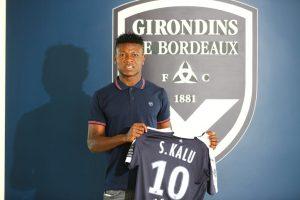 Nigerian Winger, Samuel Kalu Replaces Brazilian Winger, Malcom At Bordeaux