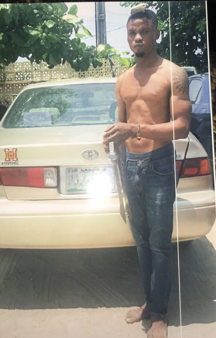 Girl Robbed And Raped In Lekki By Fb Lover And Pals (Picture)