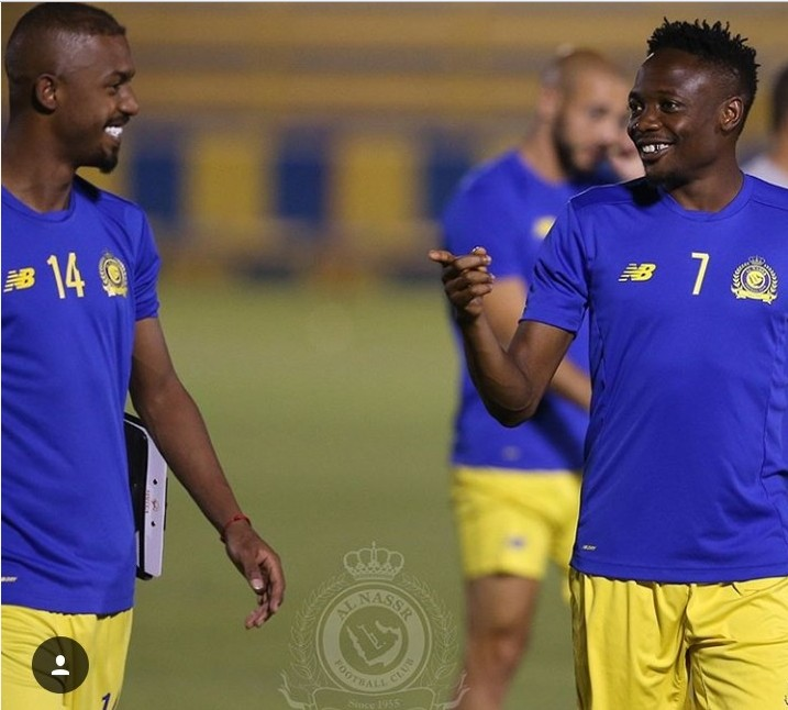 Ahmed Musa Scores Stunning Solo Goal For New Saudi Arabian Club (Photos)