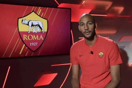 AS Roma Signs Steven Nzonzi From Sevilla (Photos)