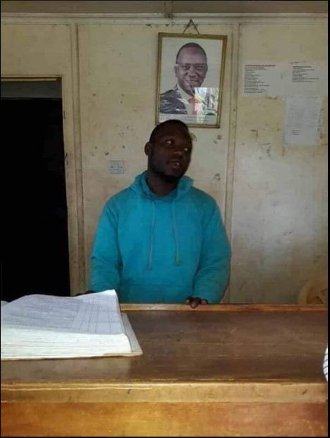 Kenyan Man Arrested After Battering And Disfiguring His Fairly Spouse Over Meals (Pics)
