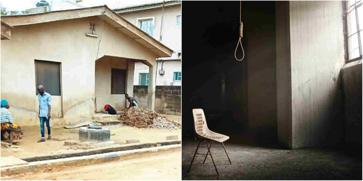 Landlord Kills Himself In Ogun By Hanging, Blames Son For His Action In Suicide Note