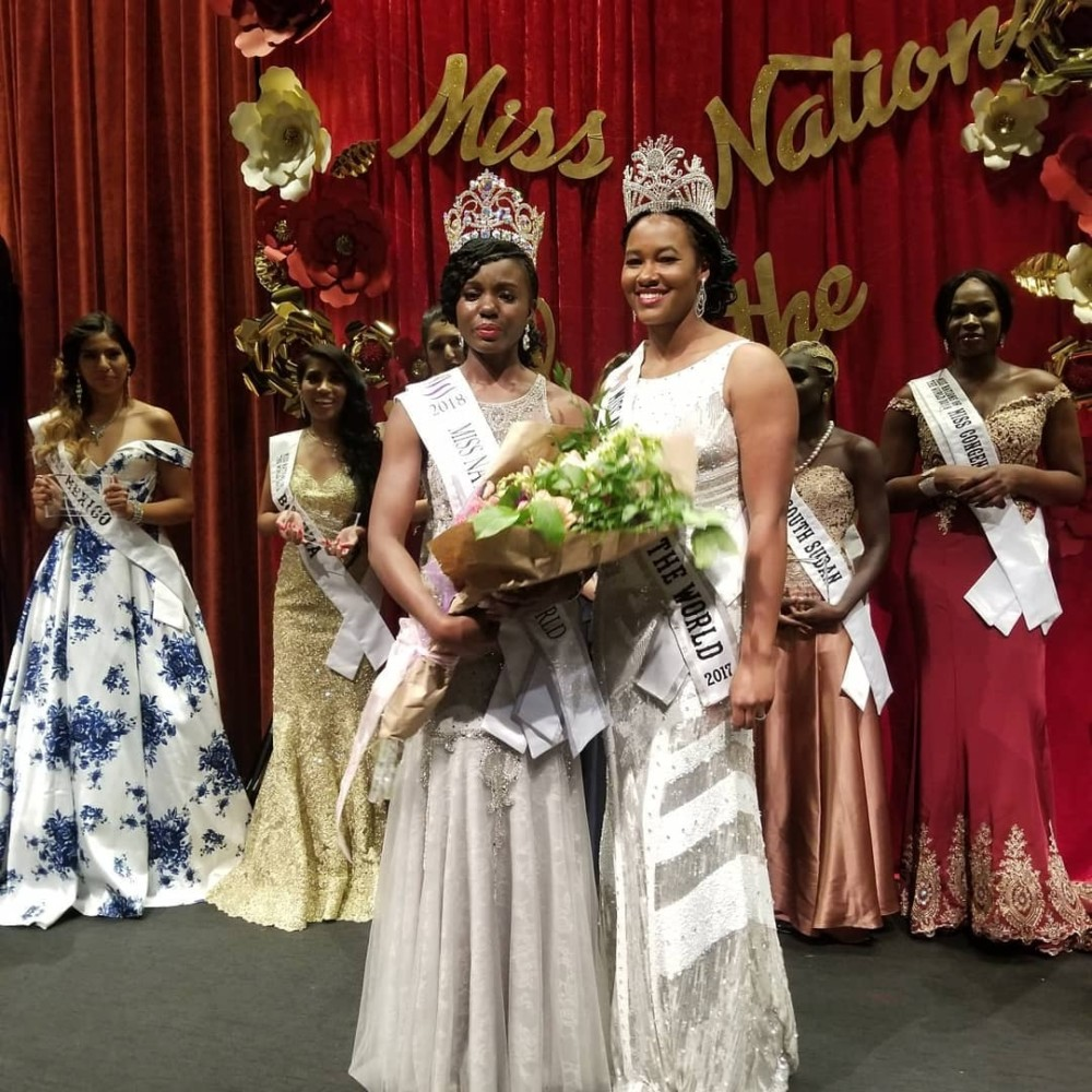 Nigeria's Rep, Adesuwa Osayaren Crowned 2018 Miss Nations Of The World (Photos)