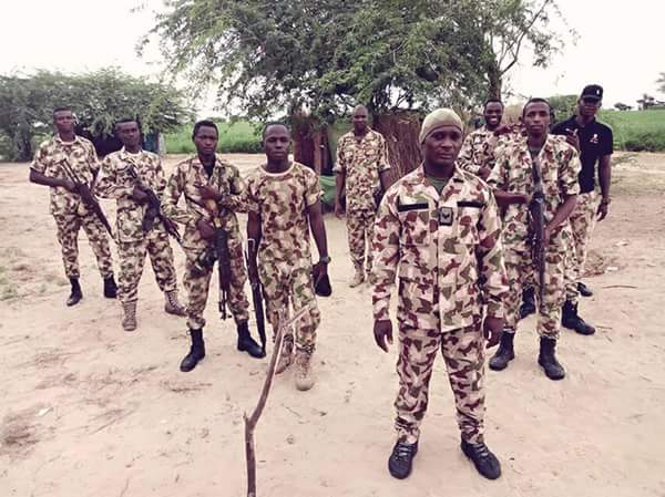Nigerian Soldier In Chad Cries Out: 'No Water, Much Mosquitoes, Snakes, Scorpions'