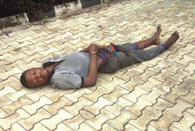 Ondo Kidnapper Who Took Tramadol Dies After Sleeping For 9 Days (Photo)