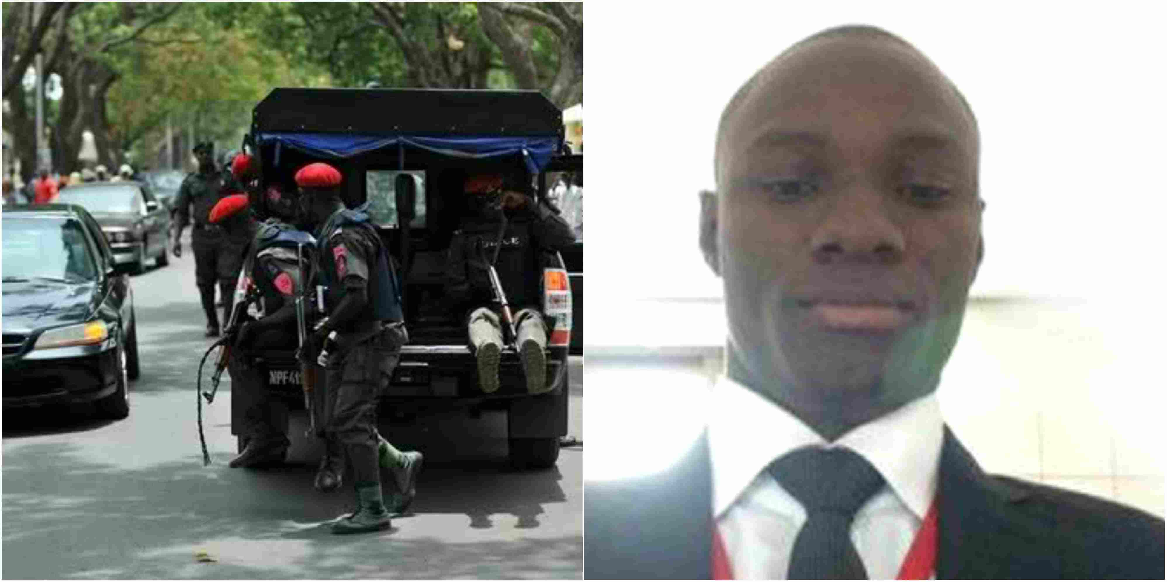 Police Freeze Bank Account Of Detained Premium Times Journalist, Samuel Ogun