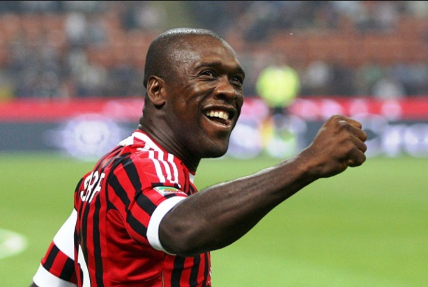 AC Milan Legend, Clarence Seedorf Appointed As Cameroon's New Manager