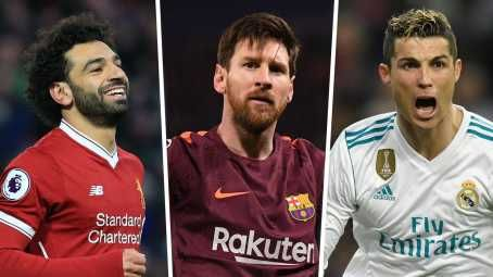UEFA Declares 2017-2018 Champions League Awards Shortlist (Full Listing)