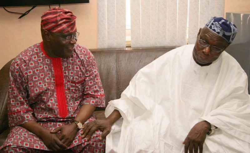 """God Will Never Forgive Me If I Support Atiku For President"" — Obasanjo"